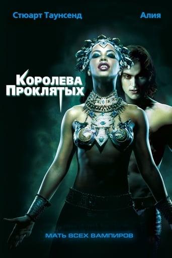 Poster of Королева проклятых