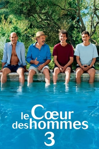 Poster of Frenchmen 3