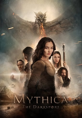 Poster of Mythica: The Darkspore
