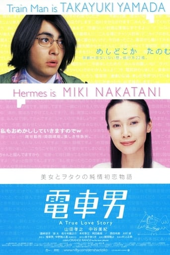 Poster of Train Man