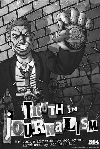 Poster of La vérité en journalisme