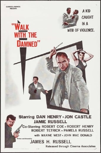Poster of Walk With The Damned