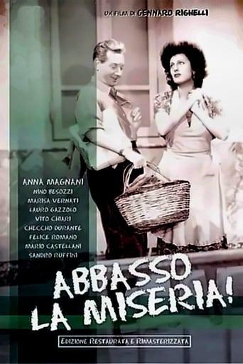 Poster of Abbasso la miseria!