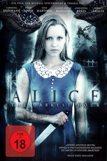 Poster of Alice - The Darkest Hour