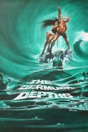 Poster of The Bermuda Depths