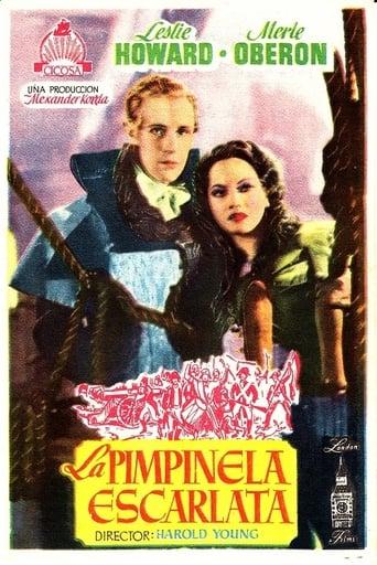 Poster of La pimpinela escarlata