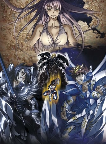 Poster of Saint Seiya The Lost Canvas