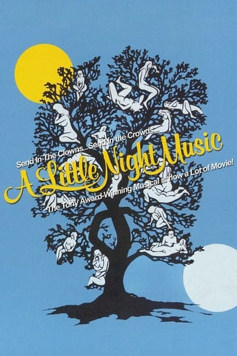 Poster of A Little Night Music