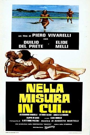 Poster of Nella misura in cui...