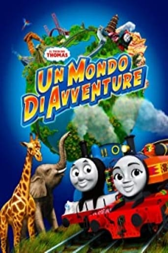 Poster of IL TRENINO THOMAS – UN MONDO DI AVVENTURE