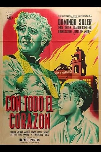 Poster of Con todo el corazón