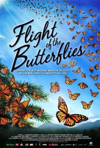 Poster of Flight of the Butterflies