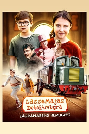 Poster of JerryMaya's Detective Agency - The Secret of the Train Robber