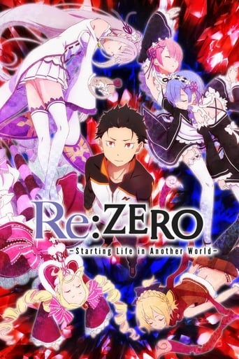Poster of Re:ZERO -Starting Life in Another World-