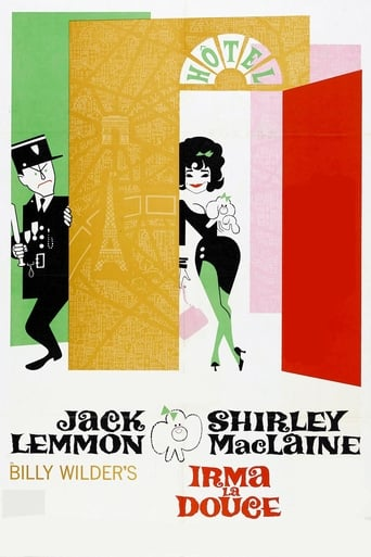 Poster of Irma la Douce