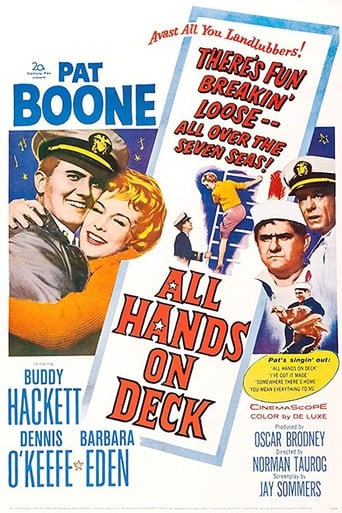 Poster of All Hands on Deck