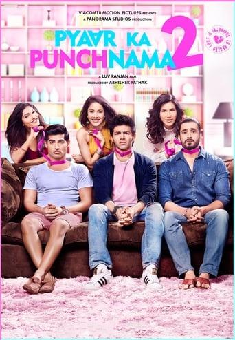 Poster of Pyaar Ka Punchnama 2
