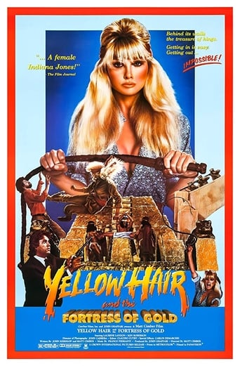 Poster of Yellow Hair and the Pecos Kid