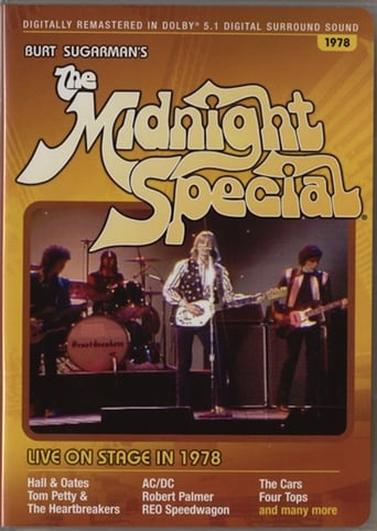 Poster of The Midnight Special Legendary Performances 1978