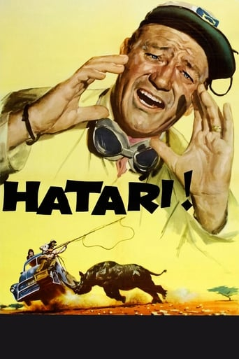 Poster of Hatari!