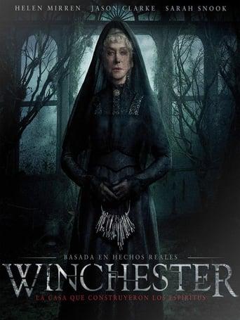 Poster of Winchester: La casa que construyeron los espíritus