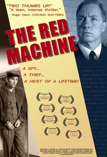 Poster of The Red Machine
