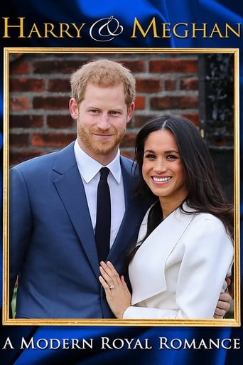 Poster of Harry & Meghan: A Modern Royal Romance