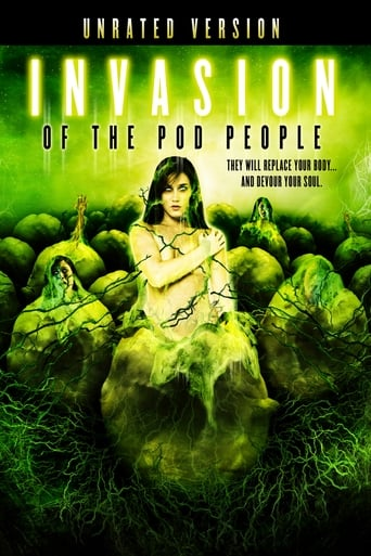 Poster of Invasion of the Pod People