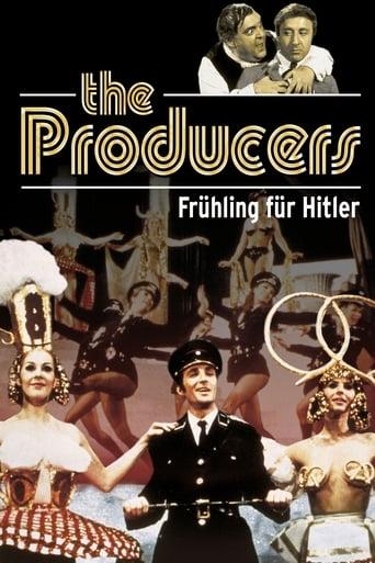 Filmplakat von Frühling für Hitler