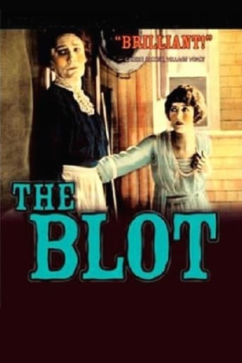 Poster of The Blot