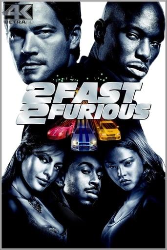 Filmplakat von 2 Fast 2 Furious