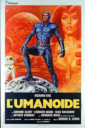 Poster of The Humanoid
