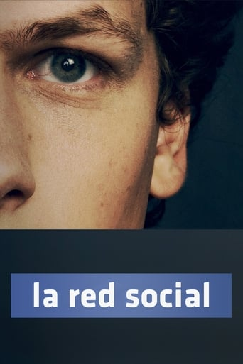 Poster of La red social