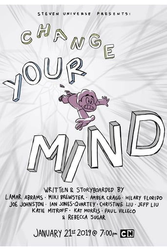 Poster of Steven Universe: Change Your Mind