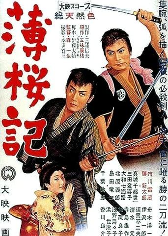 Poster of Samurai Vendetta