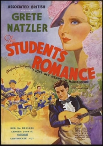 Poster of The Student's Romance