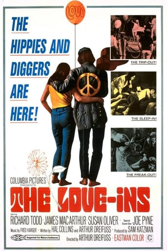 Poster of The Love-Ins