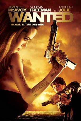Poster of Wanted - Scegli il tuo destino