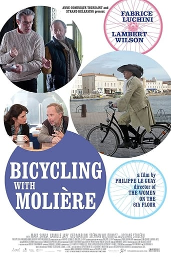 Poster of Cycling with Molière