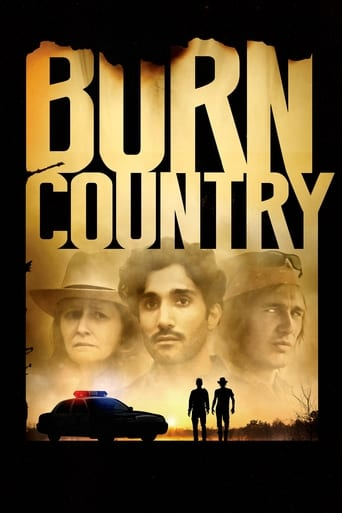 Poster of Burn Country