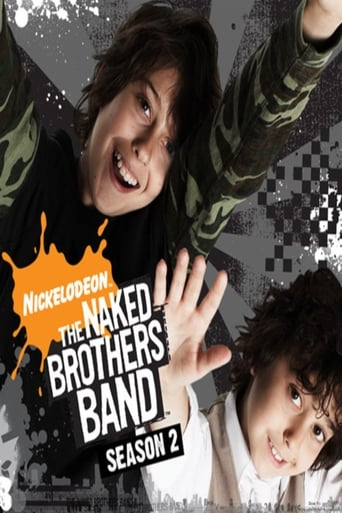 Poster of The Naked Brothers Band