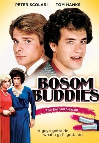 How old was Tom Hanks in season 2 of Bosom Buddies