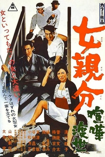 Poster of Woman Boss: Chivalrous Fight
