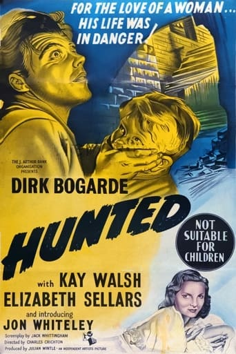 Poster of Hunted