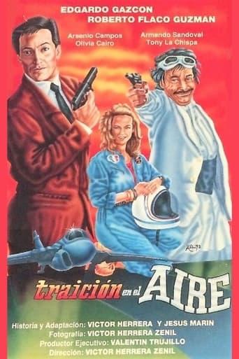 Poster of Traición en el aire