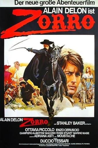 Filmplakat von Zorro