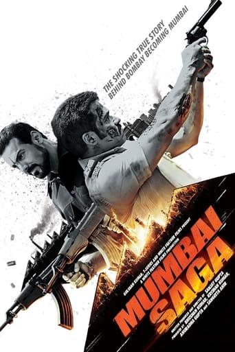 Poster of Mumbai Saga