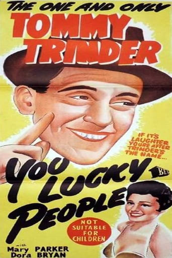 Poster of You Lucky People