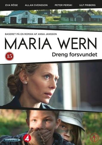 Poster of Maria Wern 07 - Pojke Försvunnen