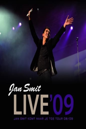 Poster of Jan Smit Live '09